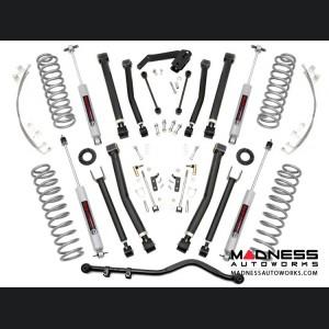 "Jeep Wrangler JK Unlimited X-Series Suspension Lift Kit - 4"" Lift"